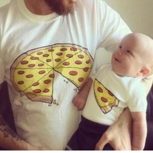 NEW Father & Son Pizza Slice Shirts